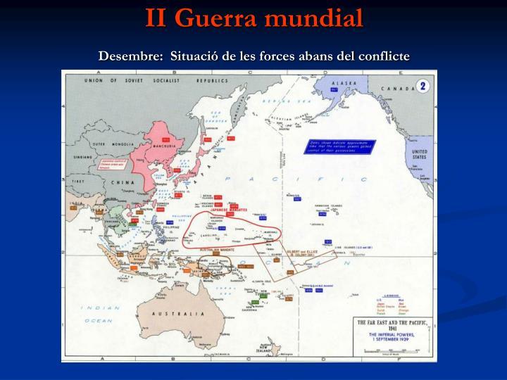 II Guerra mundial