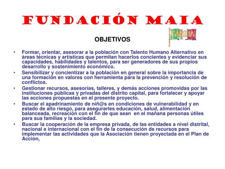 Fundaci n maia2
