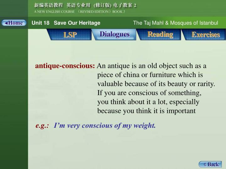 Dialogue_words 1_antique-conscious
