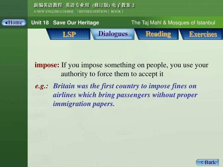 Dialogue_words 1_impose