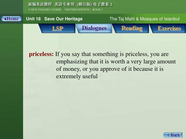 Dialogue_words 1_priceless