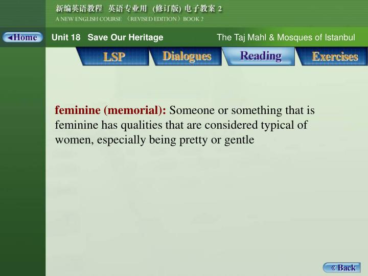 Dialogues_Notes 1_feminine
