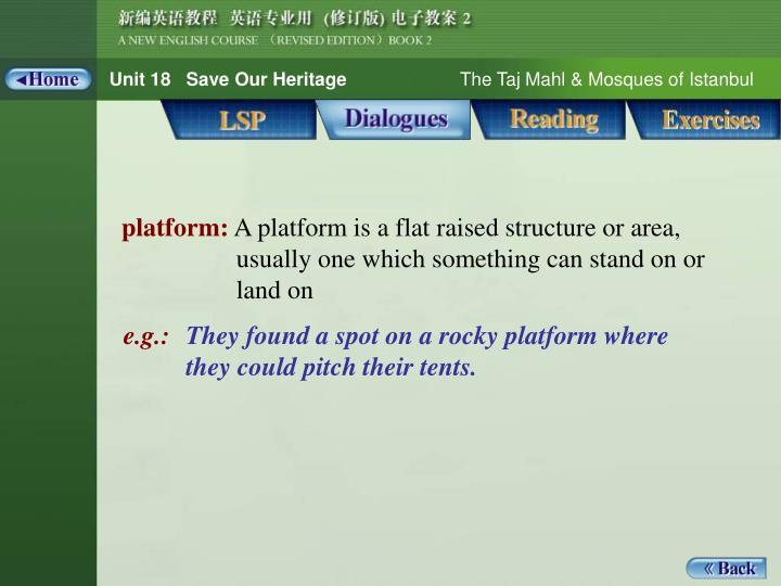 Dialogues_Notes 1_platform