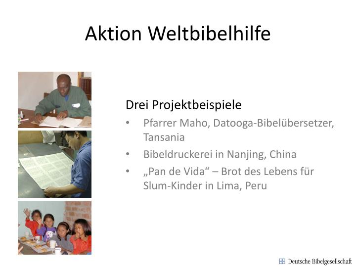 Aktion Weltbibelhilfe