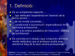1 definici