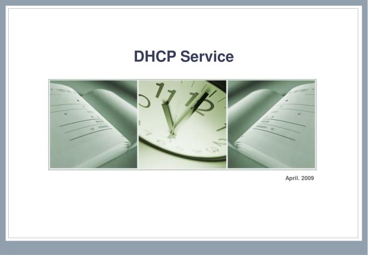 DHCP Service