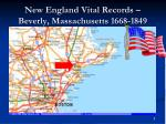 new england vital records beverly massachusetts 1668 1849