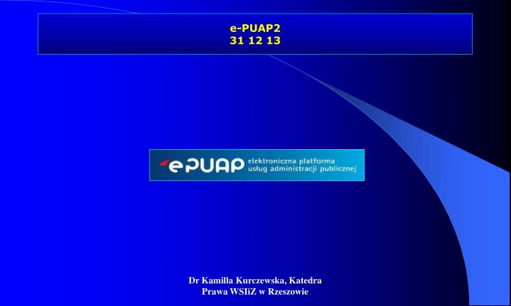 e-PUAP2