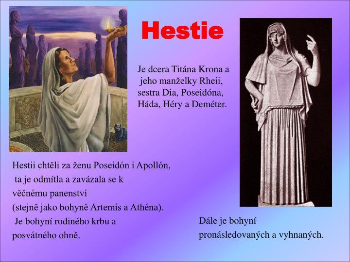 Hestie