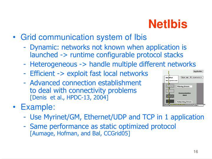 NetIbis