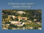 il vittoriale degli italiani italians vittoriale