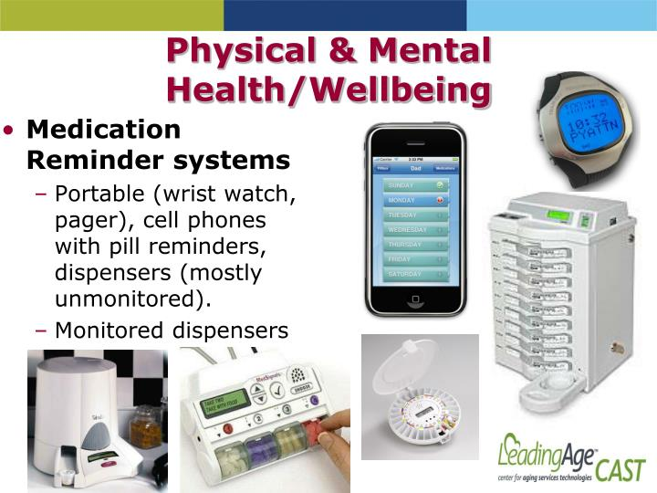 Physical & Mental Health/Wellbeing