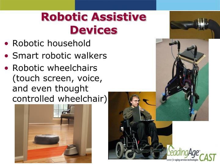 Robotic Assistive