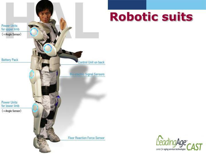 Robotic suits
