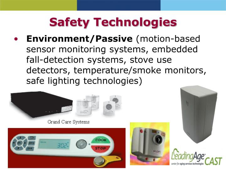 Safety Technologies