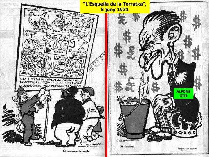 """""""L'Esquella de la Torratxa"""", 5 juny 1931"""