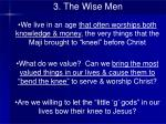 3 the wise men7