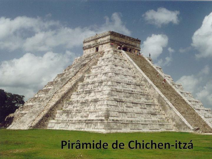 Pirâmide de Chichen-itzá
