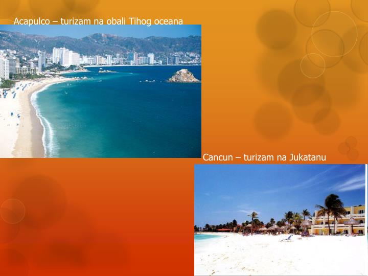 Acapulco – turizam na obali Tihog oceana