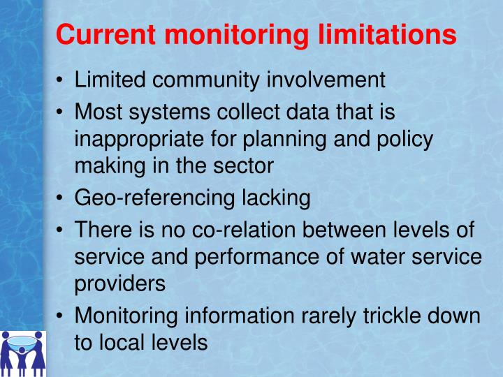 Current monitoring limitations
