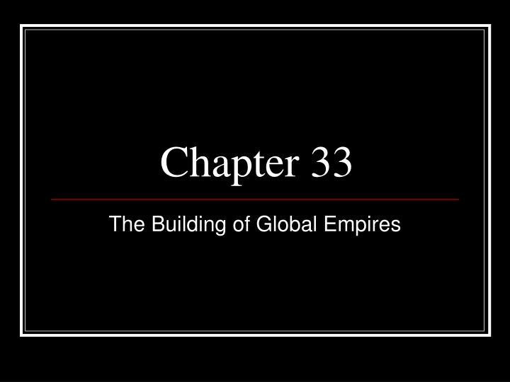 chapter 33 n.