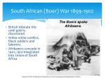 south african boer war 1899 19021