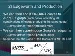 2 edgeworth and production