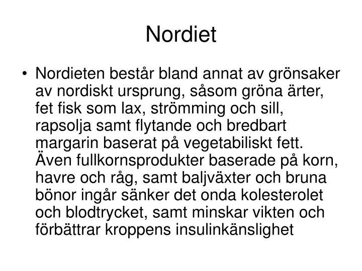 Nordiet