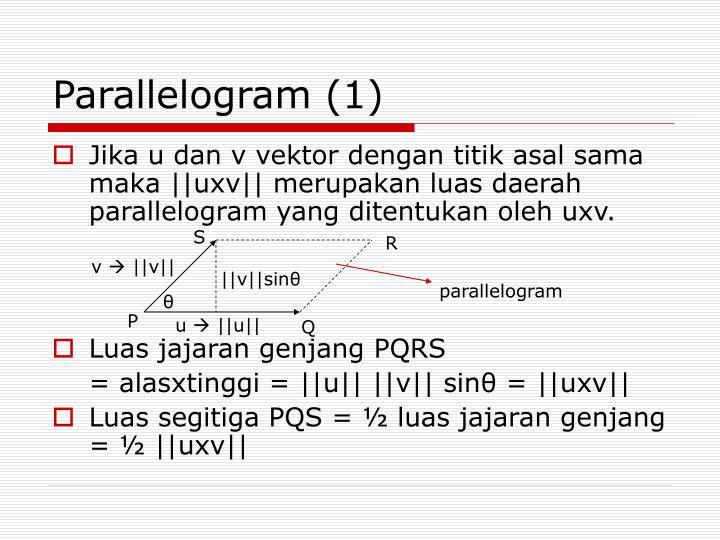 Parallelogram (1)