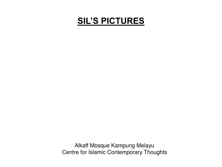 SIL'S PICTURES