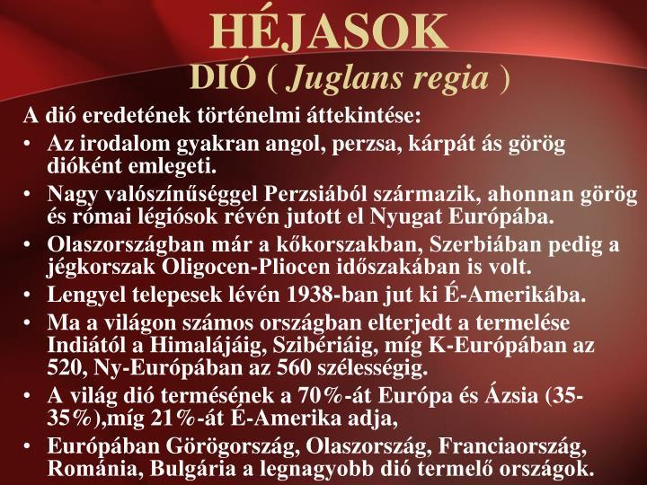 Di juglans regia1