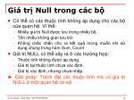 gi tr null trong c c b