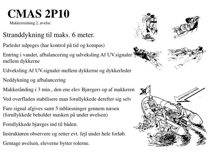 CMAS 2P10