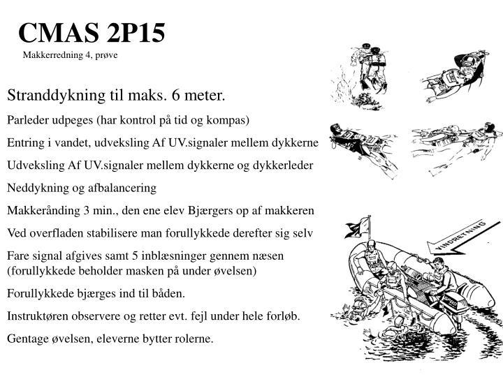 CMAS 2P15