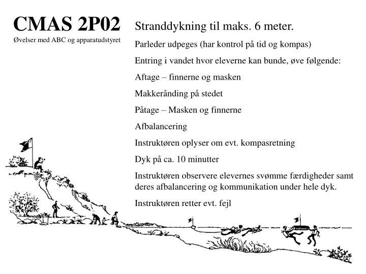 CMAS 2P02