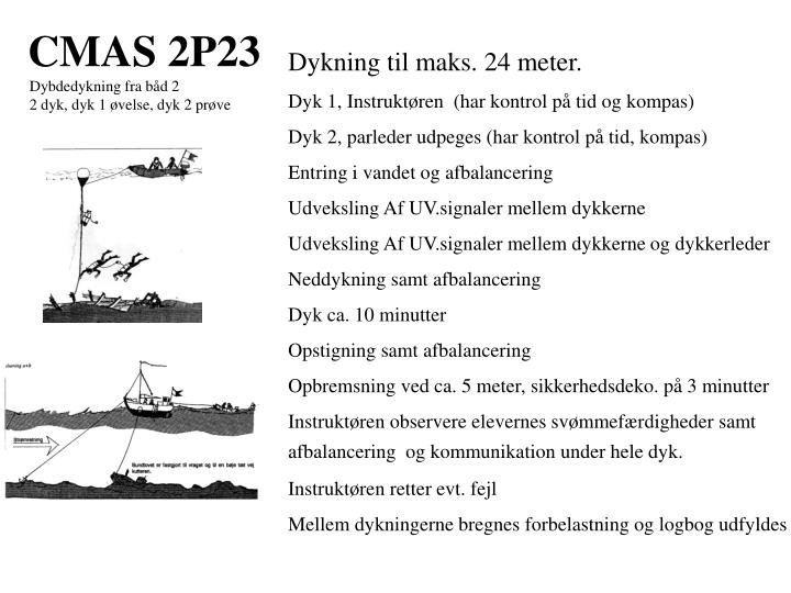 CMAS 2P23