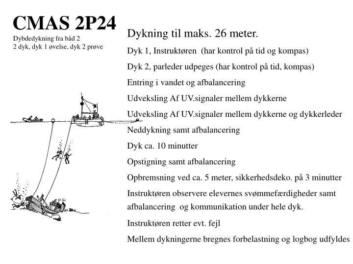 CMAS 2P24