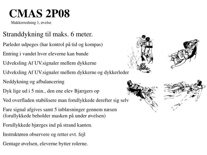 CMAS 2P08