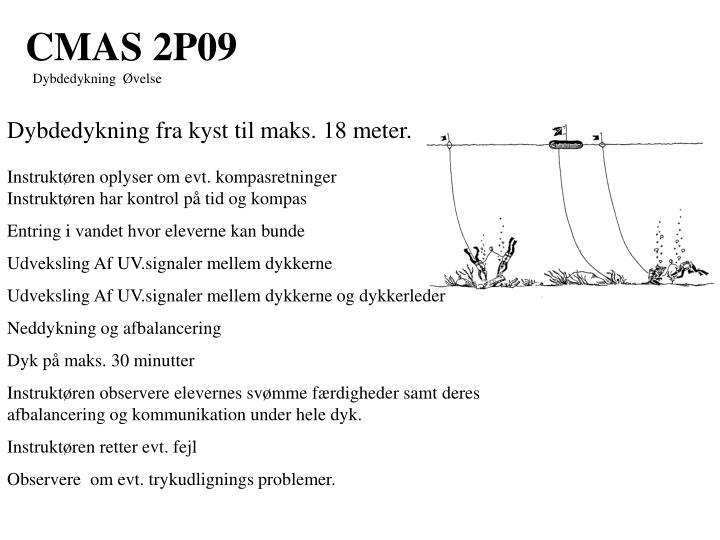 CMAS 2P09
