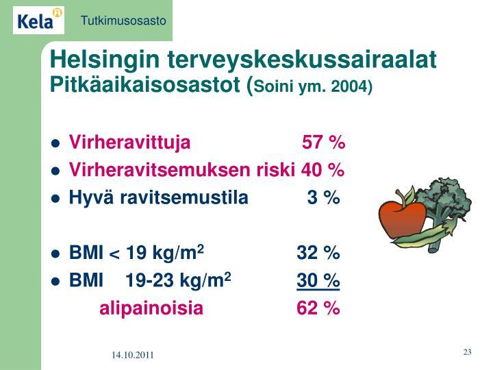 Helsingin terveyskeskussairaalat