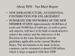 about ten van miert report
