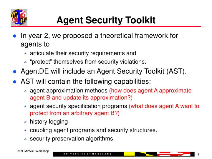 Agent Security Toolkit