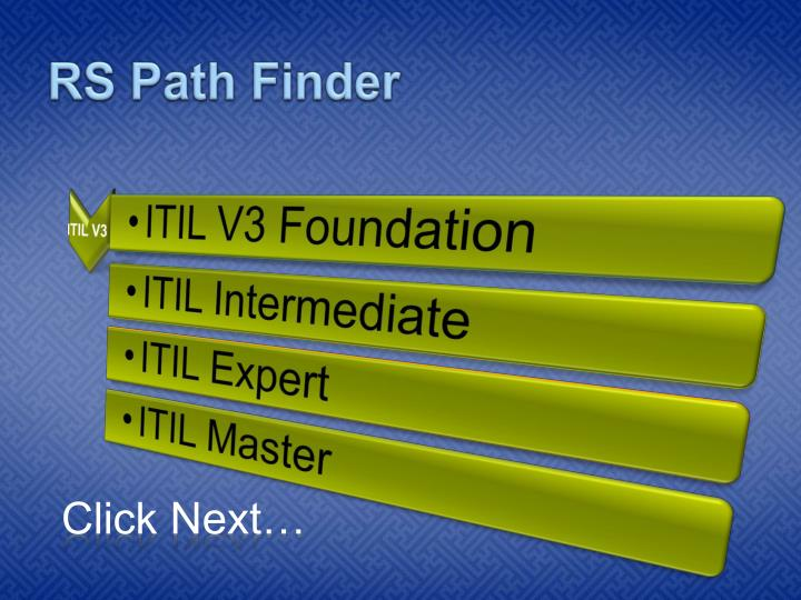 Rs path finder1