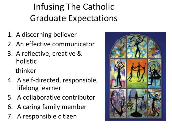 Infusing The Catholic