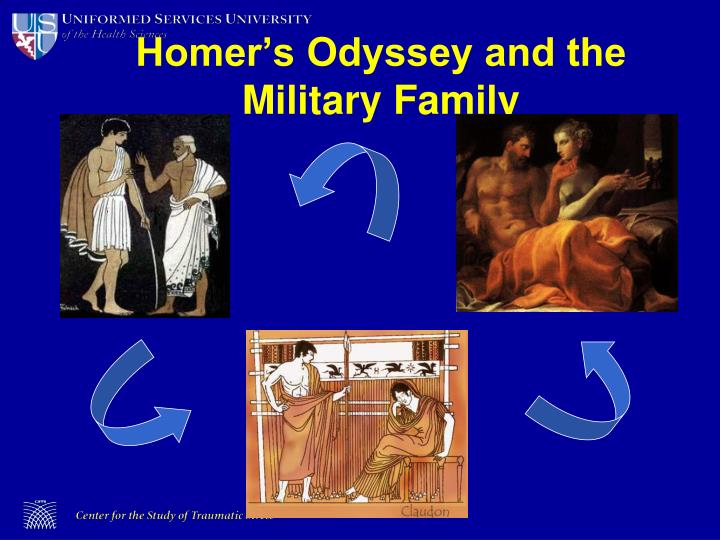 Homer's Odyssey and the Military Family