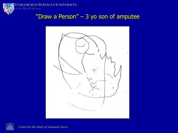 """""""Draw a Person"""" – 3"""