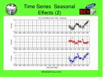 time series seasonal effects 2