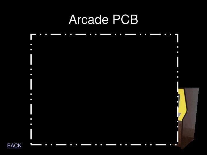 Arcade PCB