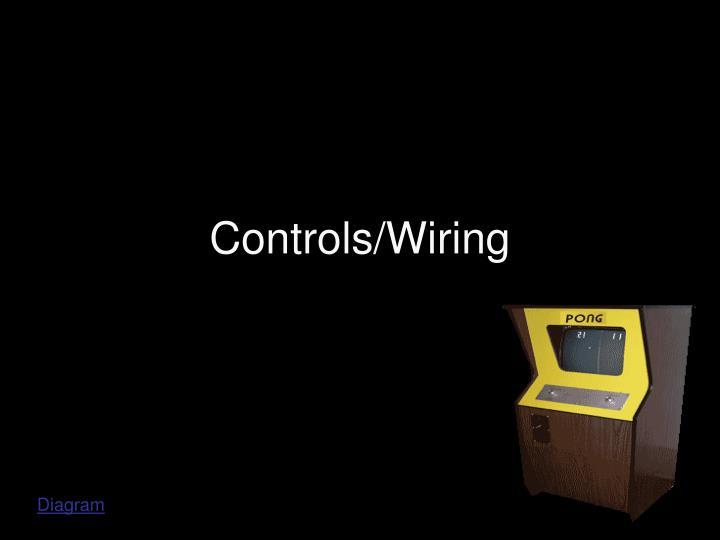 Controls/Wiring