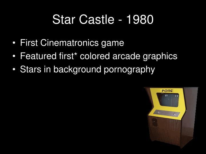 Star Castle - 1980